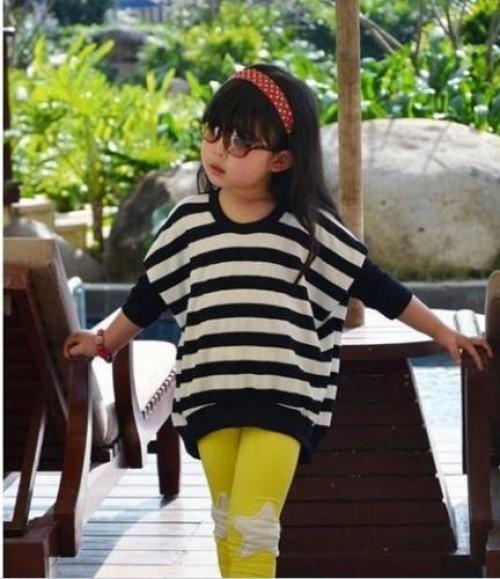 Những mẫu thời trang mùa thu đáng yêu cho bé