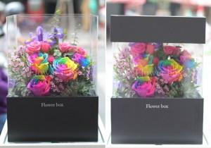 hộp hoa cao cấp