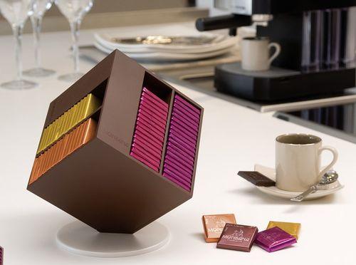 hộp cao cấp chocolate đẹp