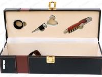Thiết kế bao bì hộp rượu theo phong cách  Châu Âu