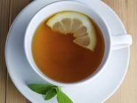 Uống trà chanh buổi sáng giúp giảm cân hiệu quả