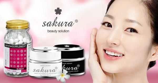 Kem trị nám Sakura là sản phẩm trị nám tốt nhất hiện nay