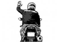 Một số hiệu lệnh nên biết khi đi xe máy theo đoàn