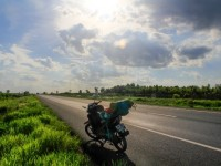 Kinh nghiệm phượt xe máy an toàn
