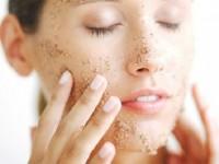 Tẩy da chết cho vùng da mặt siêu hiệu quả