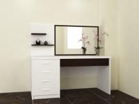 6 quy tắc mua bàn trang điểm với thiết kế nội thất cho phòng ngủ