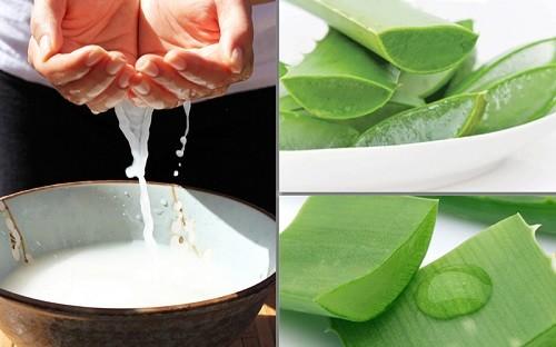 Image result for trị mụn bằng nước vo gạo CÙNG CHANH
