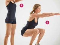 Bài tập giảm mỡ bụng hiểu quả nhanh nhất cho cơ bụng, mông và đùi.