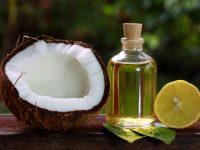 Cách chống nắng hiệu quả bằng dầu dừa