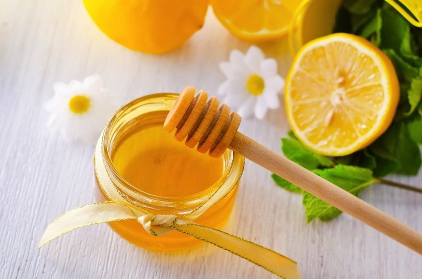 Cách trị nám da bằng mật ong và chanh