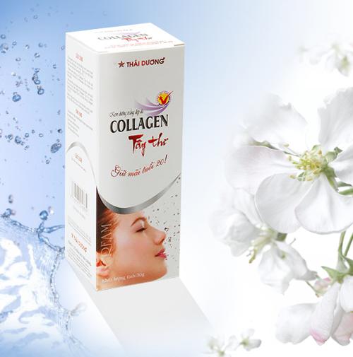 collagen tây thi