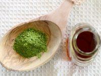 2 cách trị thâm quầng mắt với trành xanh tại nhà