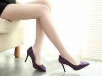 Cách làm trắng da chân giúp chị em diện váy ngắn mùa hè