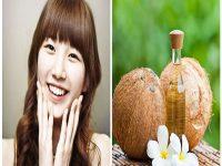 Cách trị nám da siêu hiệu quả với dầu dừa