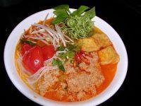 Món ăn Việt: Canh bún riêu cua