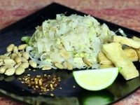 Giới thiệu cách làm mì xào Thái Lan cực ngon