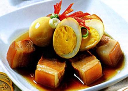 Món ăn Việt: Thịt kho tàu