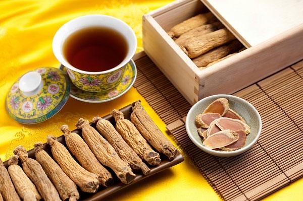 Tại sao trà nhân sâm có thể giúp giảm căng thẳng, mệt mỏi