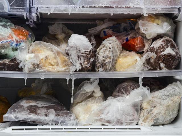 Thực phẩm đông lạnh