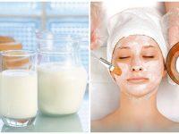 Cách làm trắng da siêu hiệu quả bằng mặt nạ sữa tươi