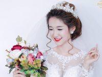 Hướng dẫn các bước trang điểm cho cô dâu