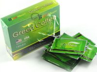 Thành phần và cách dùng cà phê giảm cân Green Coffee