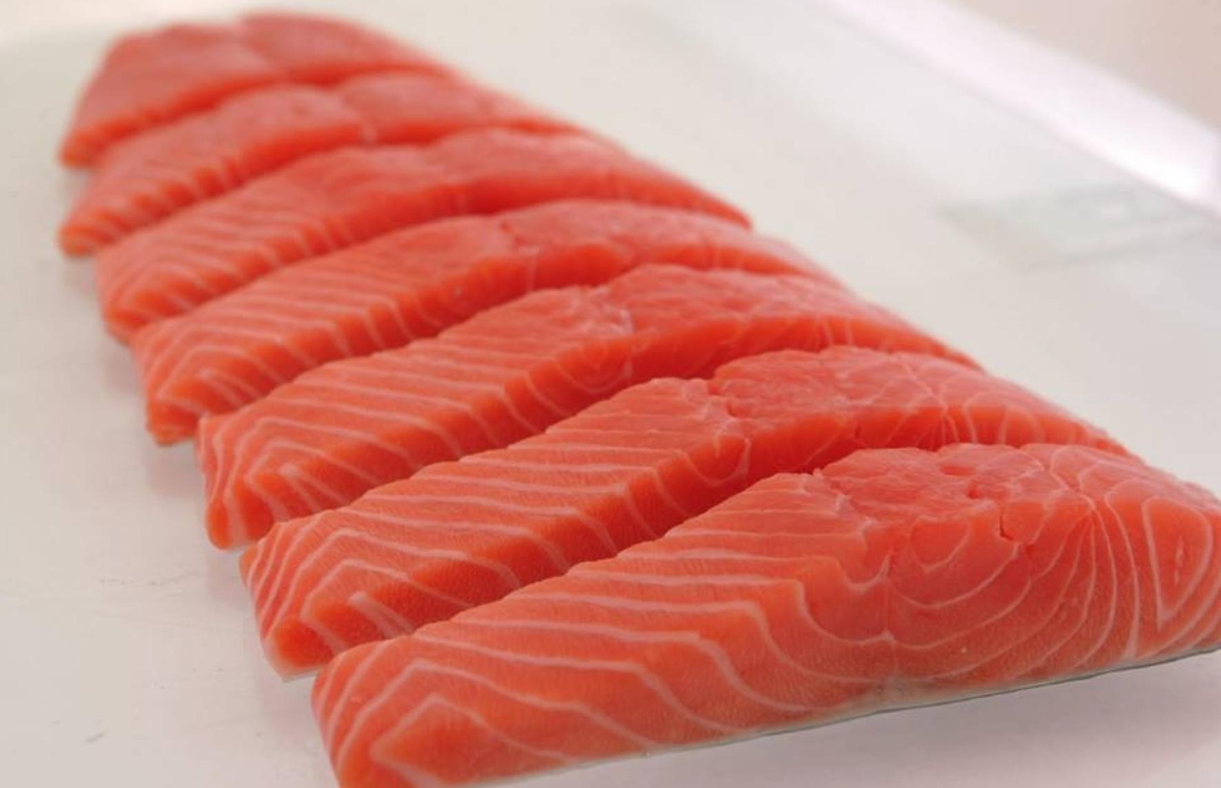 Bảo quản cá hồi đúng cách