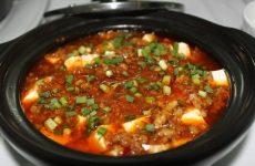 Hướng dẫn làm món đậu hủ sốt cay Tứ Xuyên cực hấp dẫn ăn vào là mê