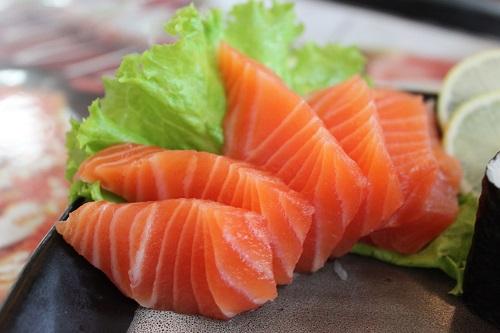 Món ăn từ cá hồi dành riêng cho mẹ bầu