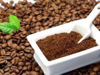 Làm đẹp da mặt đơn giản bằng cà phê