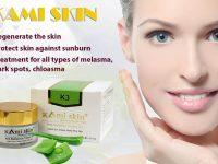 Giới thiệu thông tin về kem trị nám Kami skin