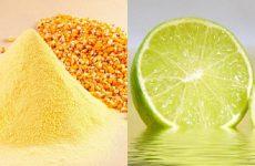 3 cách làm trắng da an toàn bằng bột ngô