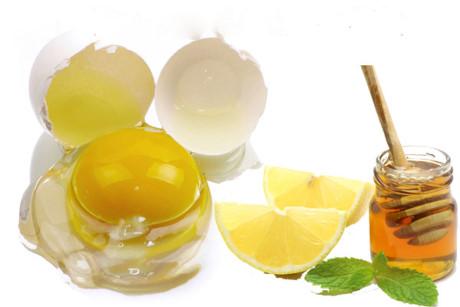 Mật ong và trứng gà giúp tăng cân