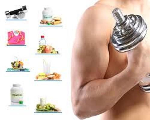 Các loại thực phẩm tăng cường cơ bắp nam giới