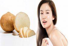 Chia sẻ cách làm đẹp da bằng củ đậu siêu hiệu quả