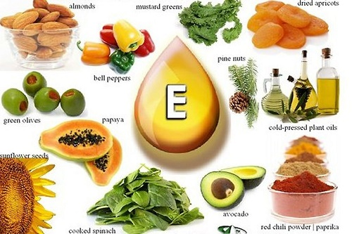 Vitamin E giúp điều hòa kinh nguyệt