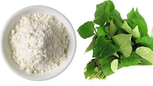Bài thuốc trị mụn từ rau diếp cá và cám gạo