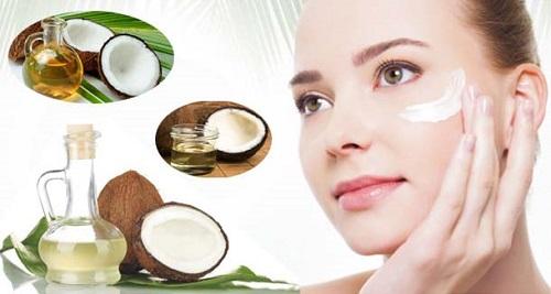Phương pháp trị nám da bằng dầu dừa là phương pháp trị nám dân gian