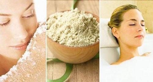 Cám gạo giải quyết tốt tình trạng nám trên da