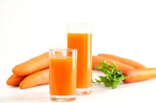 Cải thiện chất lượng tinh trùng nhờ cà rốt