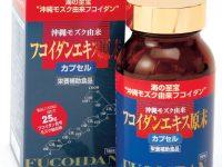 Thuốc Fucoidan trị ung thư