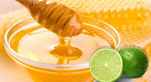Nước chanh mật ong tốt cho bệnh viêm phế quản