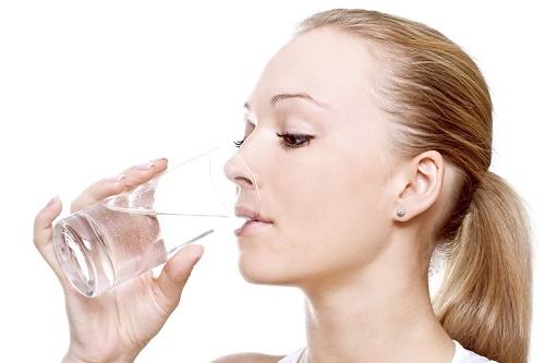 Nước lọc tốt cho bệnh viêm phế quản