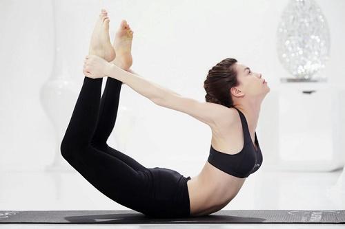Tập yoga giúp xoa dịu các giác quan