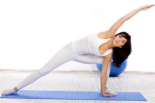 Yoga tăng cường sức mạnh cho cột sống
