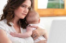 Các mẹ thường bị nám da sau sinh