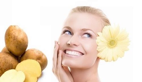 Bí quyết chăm sóc da mặt bằng khoai tây hiệu quả