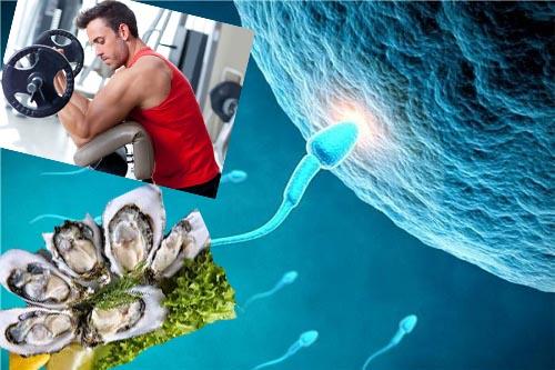 Biện pháp cải thiện chất lượng tinh trùng