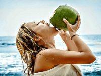 3 Cách làm đẹp với nước dừa trong việc chăm sóc cơ thể phụ nữ