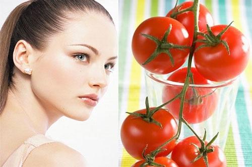 Cà chua là một trong những thực phẩm trị nám cực kì hiệu quả